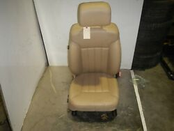Mercedes Benz R350 W251 Right Seat Tan Oem Used
