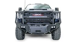 Fab Fours New Premium Winch Full Guard Front Bumper For 2020 Gmc Hd 2500 / 3500