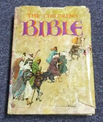 The Childrens Bible Golden Press 1995 Hardcover Illustrated