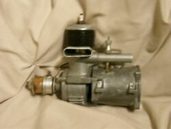 Ohlsson And Rice Oandr 60 Ignition Model Airplane Engine, Fuel Tank, 2-speed Control