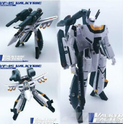 New Valkyrie Factory 1/60 Macross Arcadia Vf-1s And Ssp Backpack Full Set Toy Ko