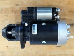 Wai 12v Starter Assy 17077n - Case Loaders And Farm Tractors