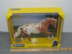 Breyer Traditional Lionel #760247 Limited Edition 2020 Flagship Appaloosa NIB