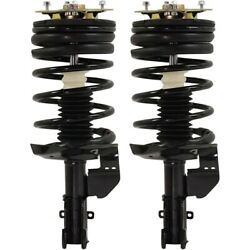 Twin-tube Loaded Strut For 84-96 Buick Century 2pc Front Lh And Rh