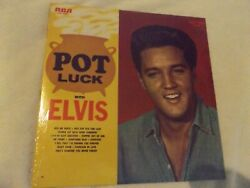 Elvis Presley Pot Luck With Elvis Rca Victor Lsp-2523 New Sealed