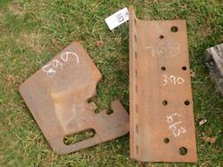 Allis Chalmers 7000 Series Tractor 60 Lb. Weights And Bracket 18 Total Tag 663