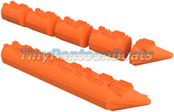 15and039 Long 26 Wide Modular Plastic Boat And Dock Pontoons Logs Floats Pair New