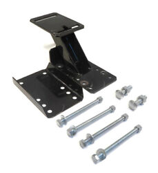 Open Box Spare Tire Wheel Mount Kit, Hd Bracket / Carrier For 6 And 8 Lugs, 27021