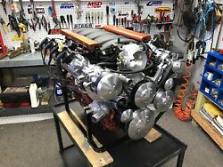 Chevy Ls 427ci 625hp Crate Engine