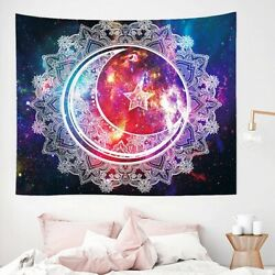 Celestial Wall Hanging Tapestry Art Decoration Bedroom Living Room Picnic Mat