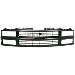 New Grille Front Fits 1994-2000 Chevrolet C2500 15981092