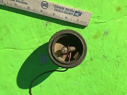 Do-ray Gauge Or Light Fixture Base Used. No Data With It. Item 13311