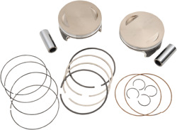 Sands Cycle 106-3964a Pistons 111/117/124 .020