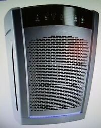 NEW Hunter HP800 Large Console Air Purifier Multi Room Whole Home Gray Timer