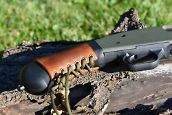 Mossberg 590 Shockwave Leather Grip Cover Rear Only