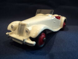 Dinky Toys 1950's Very Rare Export Mg Midget No 108 N/mint Ex Shop Stock Wow