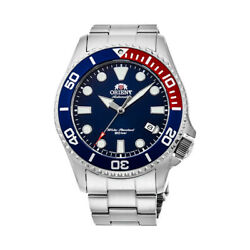 New Orient Pepsi Diver Ra-ac0k03l10b Automatic Menand039s Watch