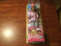 Cupcake Chef barbie Black 2016