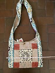 Gypsy Rose Quilted Bag New