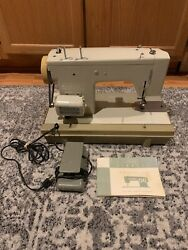 Vintage Sears Kenmore 5154 Zig-zag Sewing Machine Japan Tested And Works