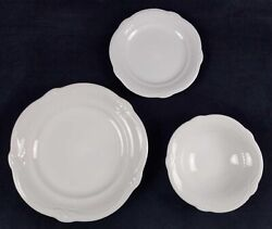 3 Southern Living Gallery Collection Dinnerware