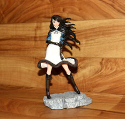 Bravely Default Flying Fairy Agnes Figure Figurine Statue Collector Edition N3ds
