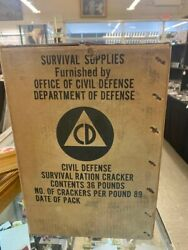 Survival Supplies Furnished By Dept Of Defense
