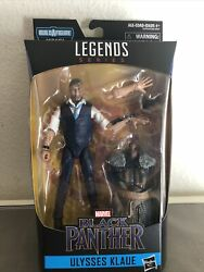 Marvel Legends Black Panther Ulysses Klaue Action Figure 6 inch