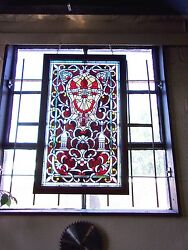 Leaded Glass Window-obo Selling Out