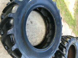 Tractor Tires 18.4-34 I Am Restoring A Tractor And Decided To Put On New Tires.