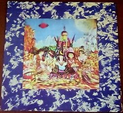 🍓the Rolling Stones Their Satanic Majesties Request London Records 1967 3d Cvr.