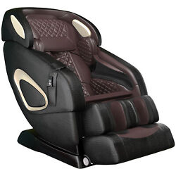 Yitahome Massage Recliner Chair Pu Leather Heated Electric Full Body Single Sofa