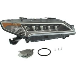 33100tz3a01 Ac2503127 Headlight Lamp Right Hand Side Passenger Rh For Acura Tlx