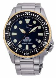 Orient Ra-el0003b Neptune Automatic Mechanical Sports Diver 200m Menand039s Watch