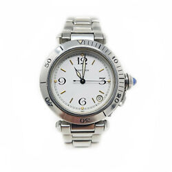Pasha W31015m7 Steel 35mm Watch Certified Authentic And Warranty