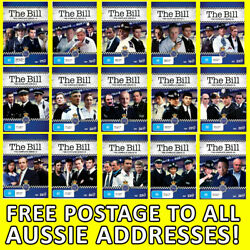 The Bill Complete Series Season 1-16 2 3 4 5 6 7 89 10 11 12 13 14 15 Dvd Sealed