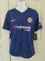 Nike Menand039s Chelsea Fc 2019/20 Match Home Aj5529-495
