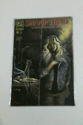 Swamp Thing, By Veitch, Mandrake And Alcala 84, Dc Comic, 1989