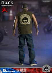 World Box At031 Motor Mechanic Foreve Wheels 1/6th Scale Collectible Figure