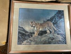 Charles Frace 1926 - 2005 Ready For Adventure 68/80 Ap Print - Hand Signed