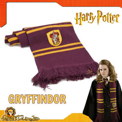 Harry Potter Scarf Original Official Of Gryffindor Long Scarf New