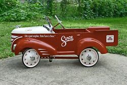 State Farm Pedal Car 80th Anniversary Corporate Office Item Vintage