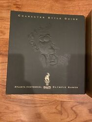 Atlanta Centennial Olympic Games- Character Style Guide And Standards Manual