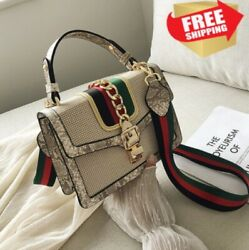 Women Luxury Crossbody Handbags Designer Leather. set free shipping U.S Stock $75.00