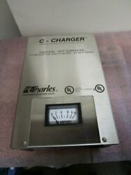 Charles Ci1205c Marine Ul Battery Charger-not For Sale Or Use In California