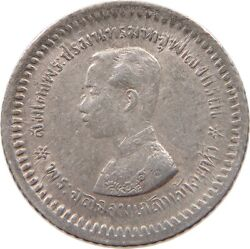 Thailand 1/8 Baht Fuang 1876-1900 Top T115 529