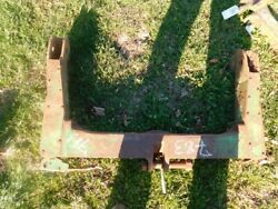 John Deere Tractor Quick Hitch Category Iii Tag 783