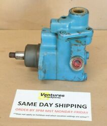 Power Steering Pump Military 5 Ton 6x6 Truck Eaton Vickers Vtm42