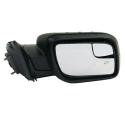 11-15 Explorer Rear View Door Mirror Power Heat W/puddle Signal Lamp Right Side