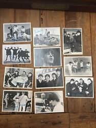 Lot Of 24 The Beatles 3rd Movie Series T.c.g. Autographed Trading Cards Music
